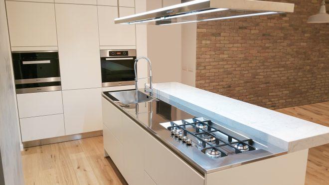 Cucina abitazione Roma_